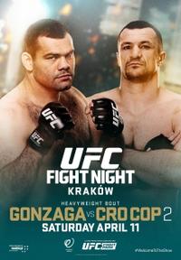 UFC Fight Night 64 Odds, Free Picks & Predictions - Gonzaga vs Cro Cop 2 Expert Fight Predictions